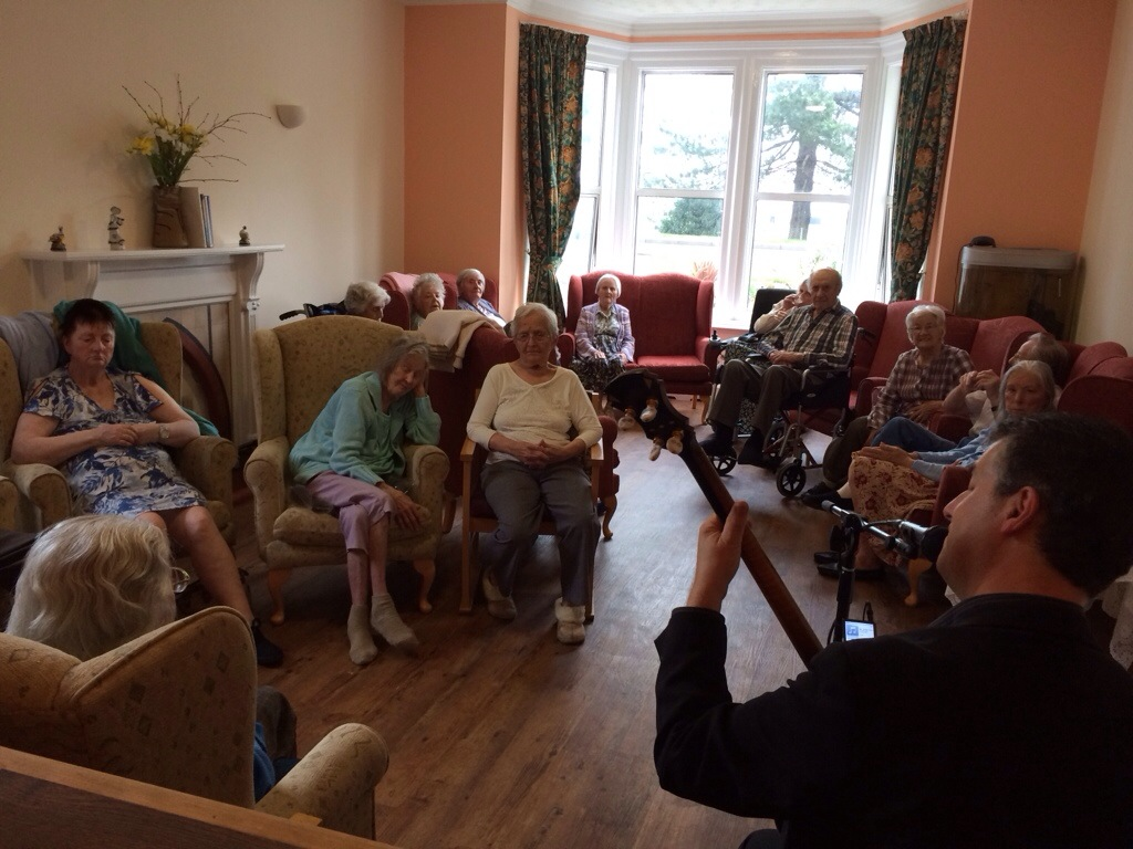 Etheldred House Care Home Cambridge